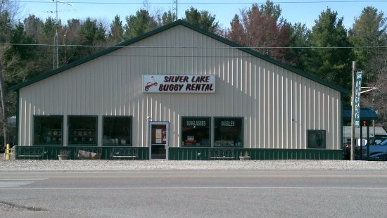 Silver Lake Buggy Rentals: Visit our store