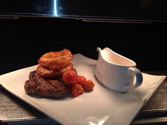 Bia: Steak Night Every Friday 2 Course only £15