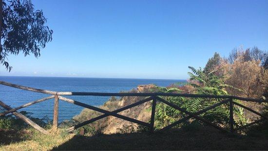 Villaggio Stella del Sud : Vista dalla casetta bellissimaaa