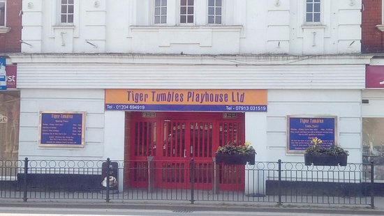 Tiger Tumbles Playhouse Ltd