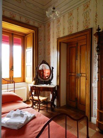 La camera letto singola - Foto di Agriturismo Villa Uva, Lucera ...