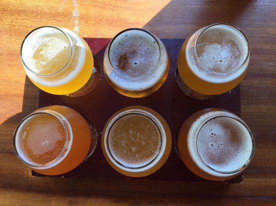 Pasteur Street Brewing Company Food
