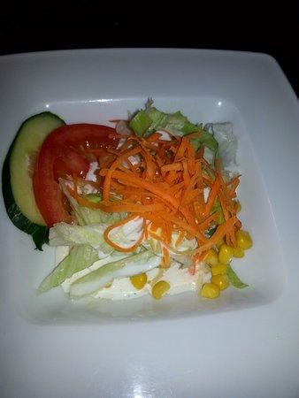 Rinteln, Germany: Der Salat