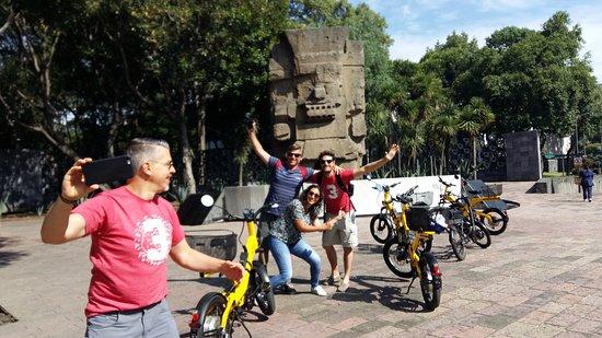CDMX Electric Bike Tours