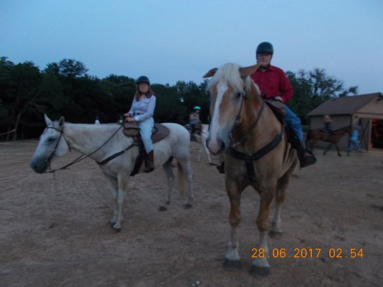 Southlake, TX: We Had A Great Riding Experience