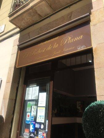 Restaurante El Rebost de la Plana: photo0.jpg