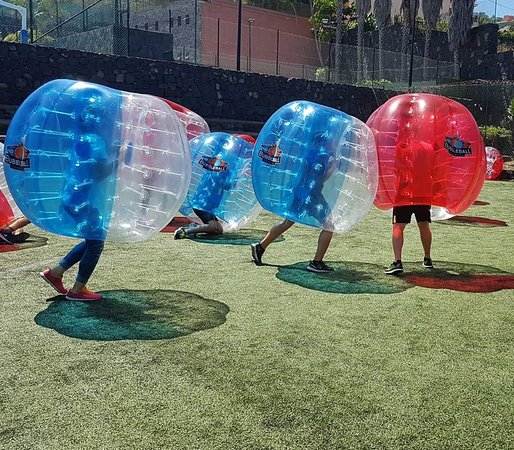BubbleBall Tenerife
