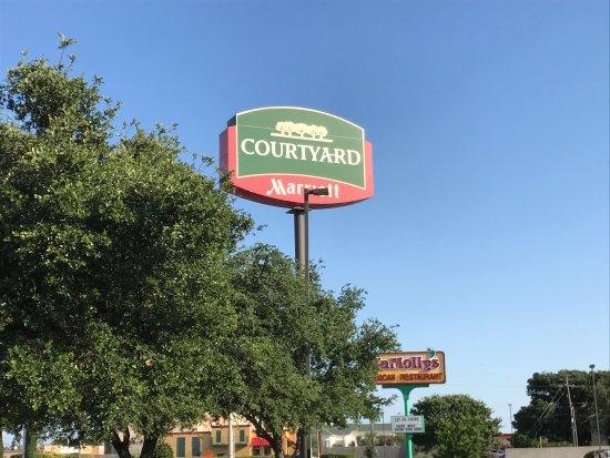 Courtyard Abilene Southwest/Abilene Mall South: Hotel