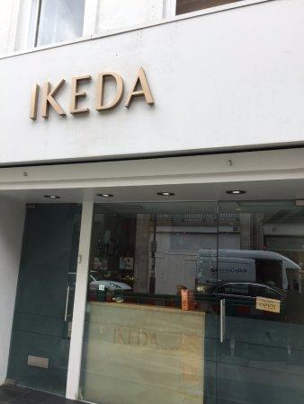Ikeda: Front entrance
