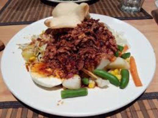 Monggo Restaurant: Gado gado