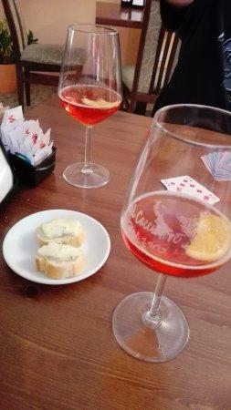 Gonars, Italie : Bar al Cacciatore