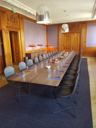 Nobis Hotel: Meeting room