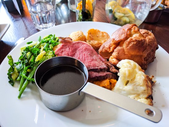 Helperby, UK: Roast Beef