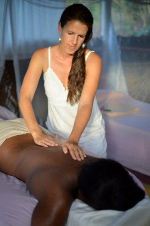 Massage Las Galeras: Lissage modelage
