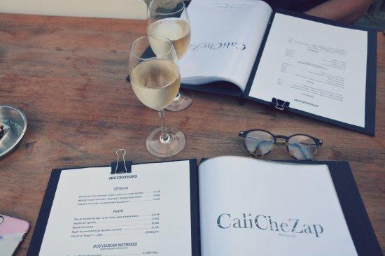 Calichezap: CARTE