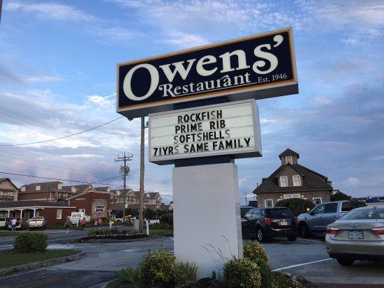 Owens' Restaurant: photo0.jpg