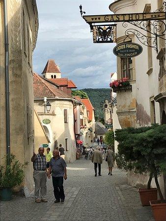 Wachau Valley : Upper Durnstein