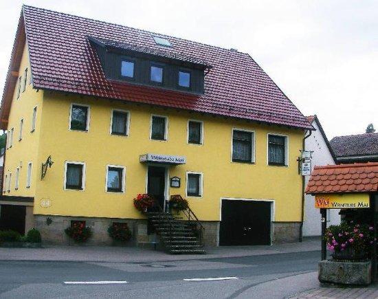 Bretzfeld, Germania: الموقع من الخارج