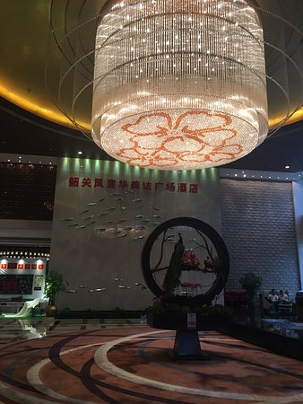 Shaoguan, Kina: That's is a very beautiful hotel..