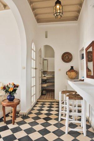 Villa Maroc: Suite