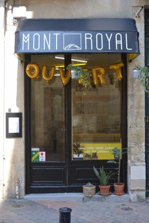 Restaurant Mont Royal Bordeaux