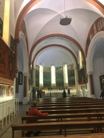 Musée d'art sacré contemporain - Église Saint-Hugues : photo1.jpg