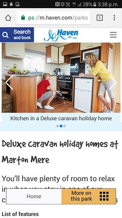 Marton Mere Holiday Park - Haven Aufnahme