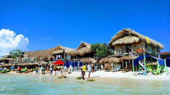 Parador Playa Blanca Baru Isla