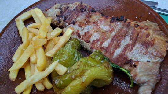 imagen Cafeteria Restaurante Manolo en Cazalla de la Sierra