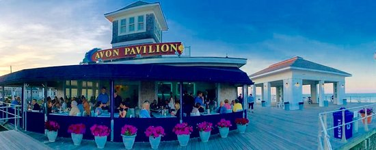 Avon by the Sea, NJ: Avon Pavilion