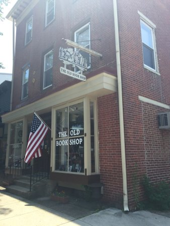 The Old Book Shop of Bordentown