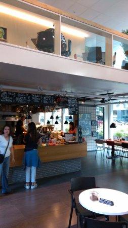 Hotel Casa: Cafe