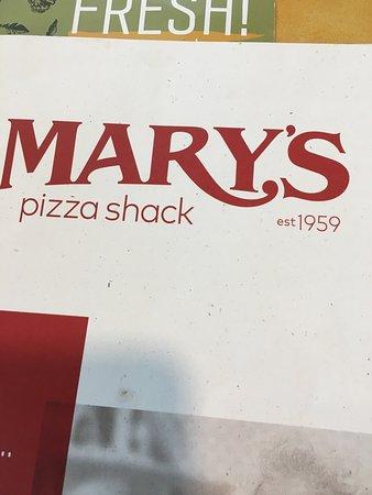 Mary's Pizza Shack : photo0.jpg