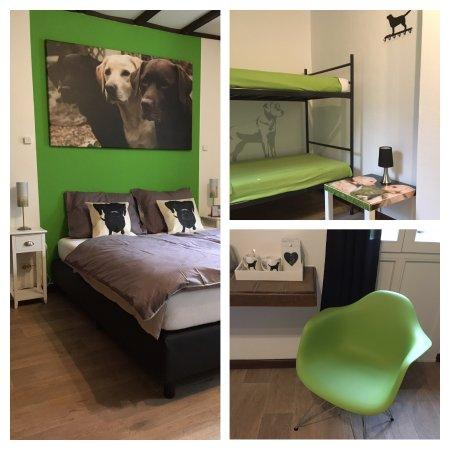 Consdorf, Luksemburg: Labradorzimmer