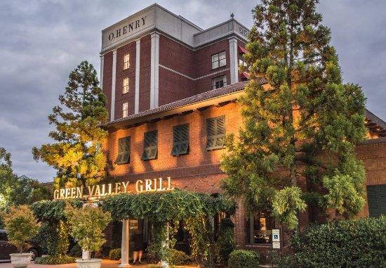 Green Valley Grill logo