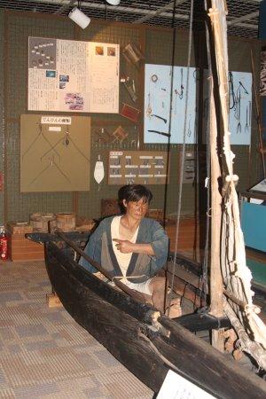 Nishinoomote, Japón: 種子島の漁業