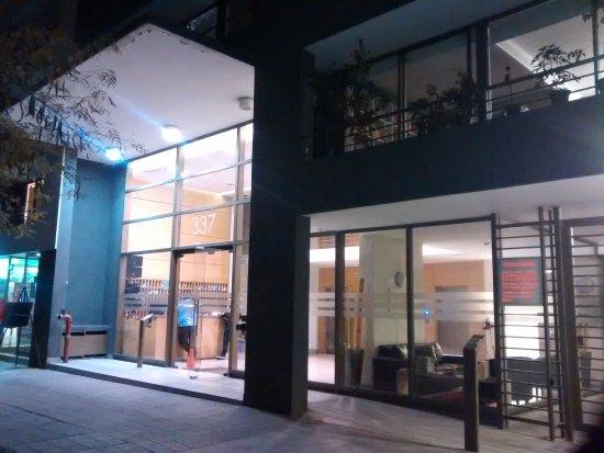 Plaza San Isidro Suites Santiago Chile Hotel