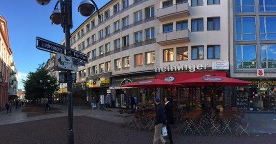 Metzgerei Heininger: Un excelente restaurante, muy delicioso! great food!!!