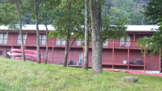 Bear Creek Lodge: Stayed here 7/1/2017