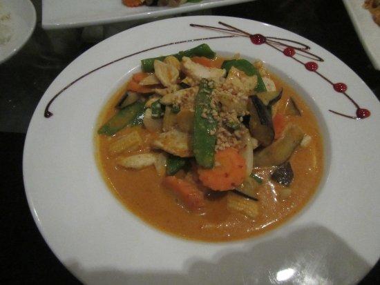 Curry - Picture of Green Papaya, Jacksonville - TripAdvisor