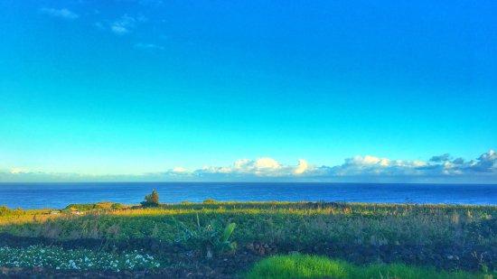 Hotel Altiplanico : Vista desde el restaurante en la mañana