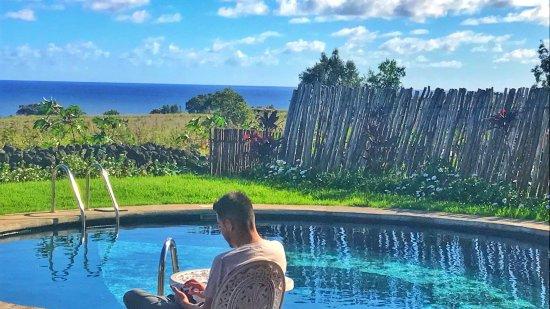 Hotel Altiplanico : Pequeña alberca del hotel un lugar muy a gusto