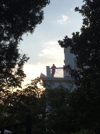 Aiken, SC: Photo of Roosevelt Suite balcony