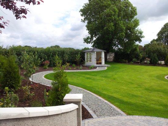 Aghadowey, UK: Ein wunderbarer gepflegter Garten