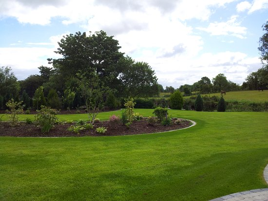 Aghadowey, UK: 4000 qm bestens gepflegter Garten