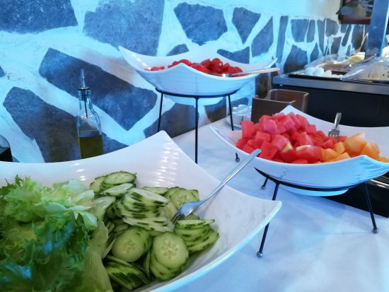Hotel Jamsa : Breakfast buffet