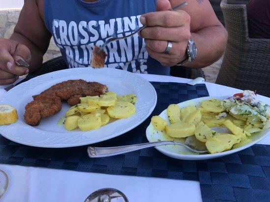 Restaurant Maryvilla: Immer wieder super lecker hier! Toller, immer wechselnder Gruß aus der Küche, hervorragende Vors