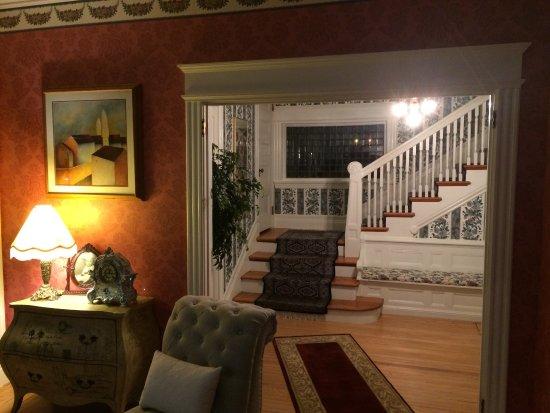 Skaneateles, Estado de Nueva York: Living Room - Main Foyer