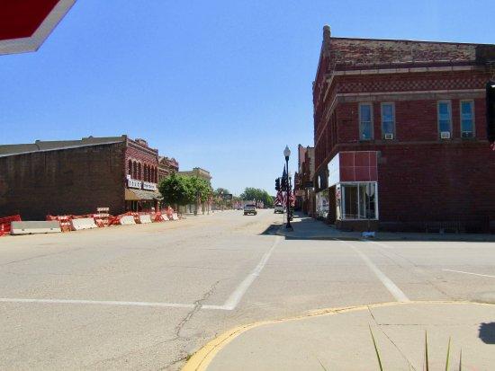 Pipestone, Миннесота: Street