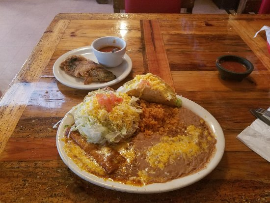 Avondale, AZ: My lunch!
